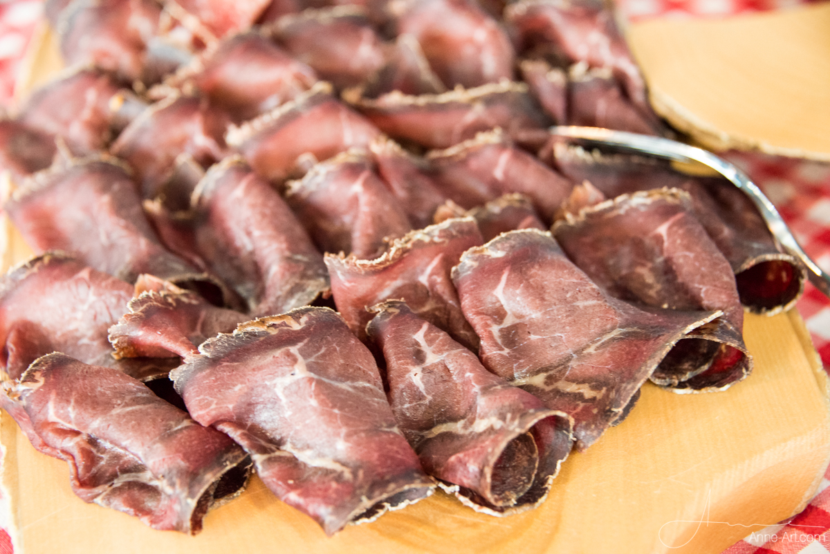 Trockenfleisch Wallis