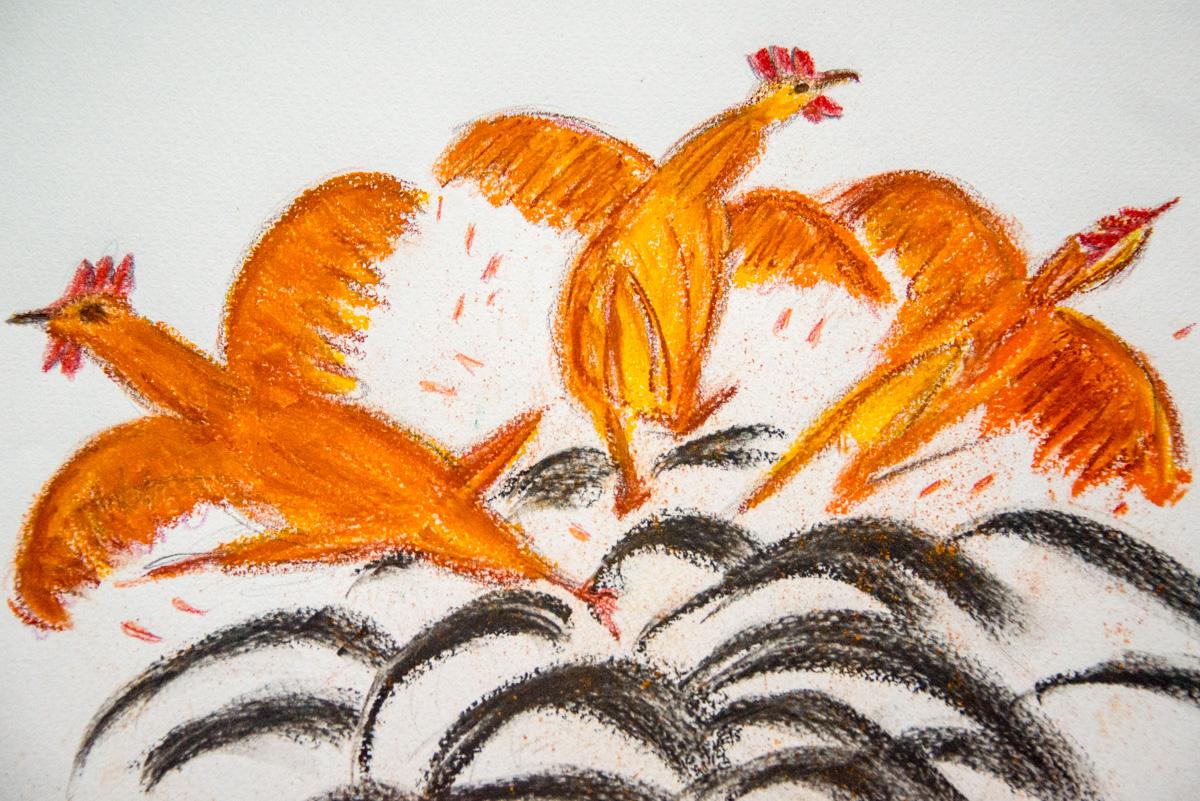 Hühnerchaos